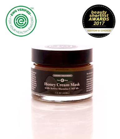 Honey Cream Mask with Active Manuka UMF 16+