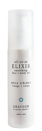 Graydon All Over Elixir Smoothing Face + Body Oil