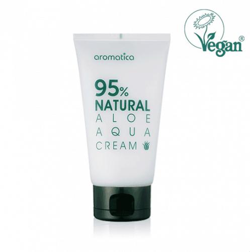Aromatica 95% Natural Aloe Aqua Cream