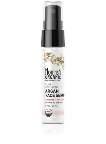 Nourish Organics Pure Hydrating Organic Argan Face Serum