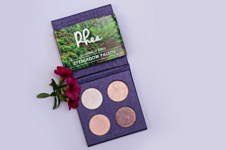 Batty's Bath Rhea Eye shadow Palette
