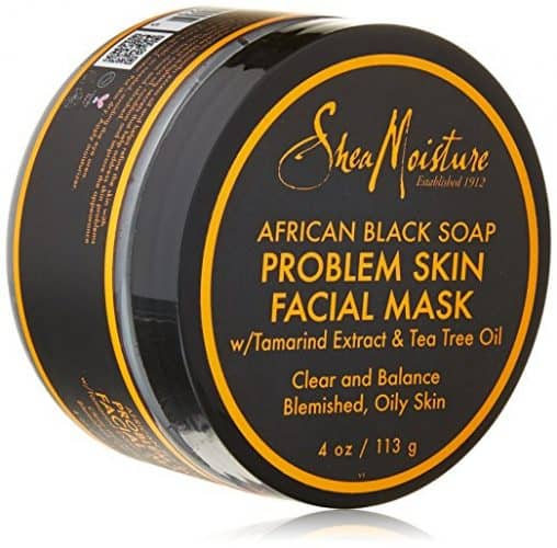 Shea Moisture African Black Soap Problem Skin Mask