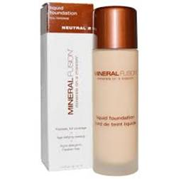 Mineral Fusion Liquid Foundation