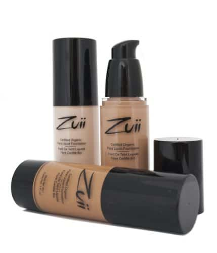 Zuii Organics Flora Liquid Foundation