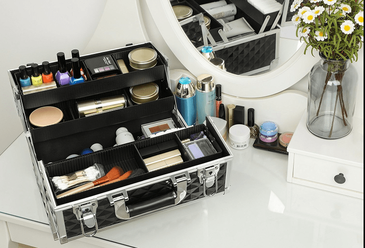 Best Makeup Boxes - Cases