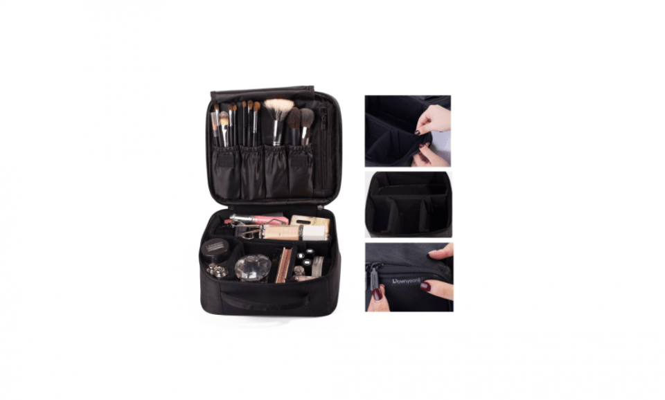 Best Travel Makeup Bags