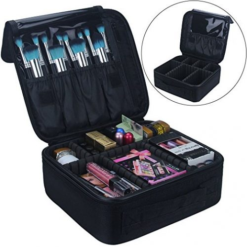 Samtour Makeup Box
