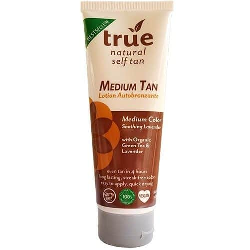 True Natural Organic Self-Tanner