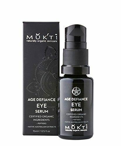 Mukti Organics - Organic Age Defiance Eye Serum