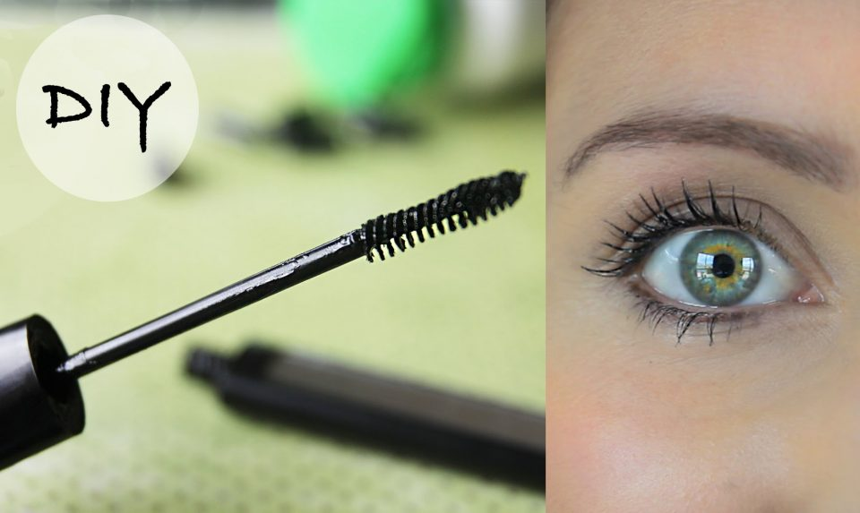 How to Make Your Own Natural Mascara (4 Steps)