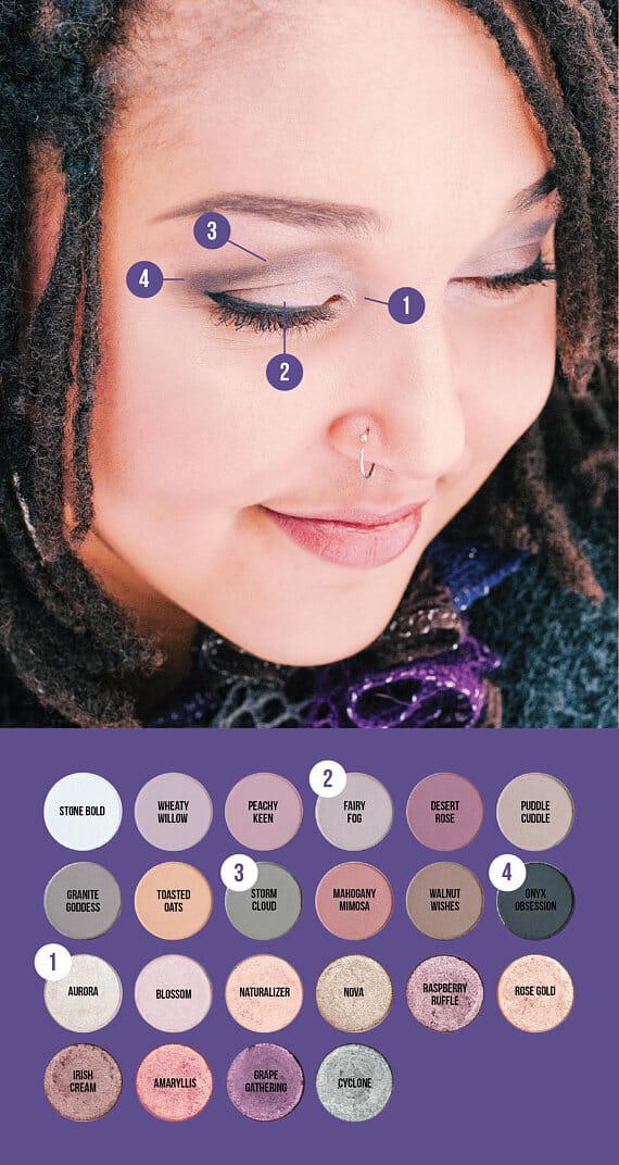 Batty's Bath Eyeshadow Kits