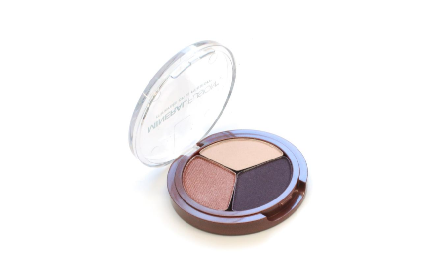 Mineral Fusion Eye Shadow Trio Review