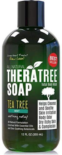 Therapeutic Tea Tree Oil Soap with Neem Oil