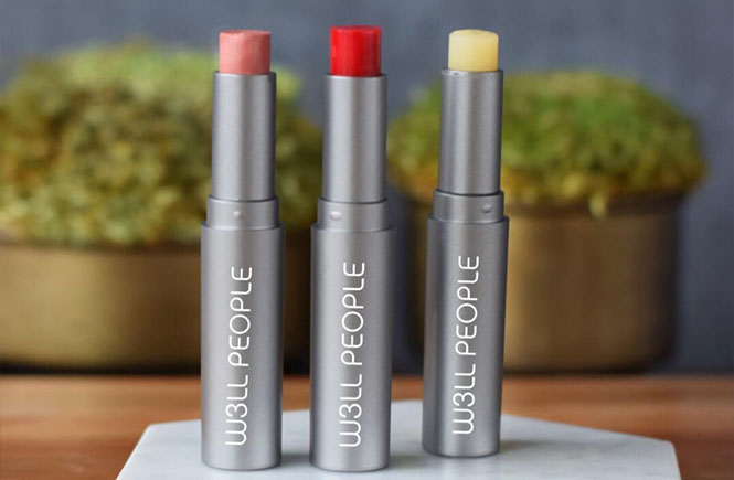 W3ll People Natural Nudist Lip Butter Colors