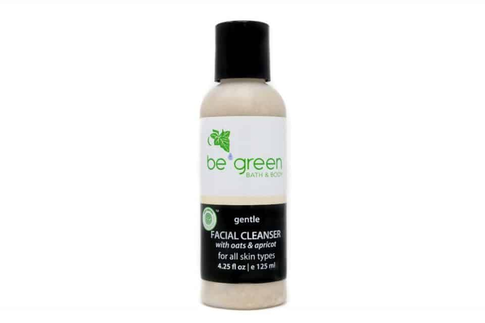 Be Green Gentle Facial Cleanser Review