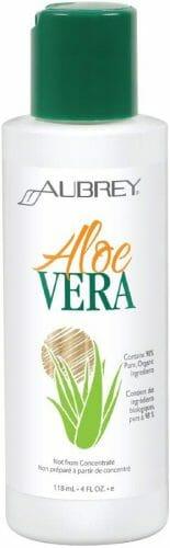 Aubrey Organics Pure Aloe Vera Gel
