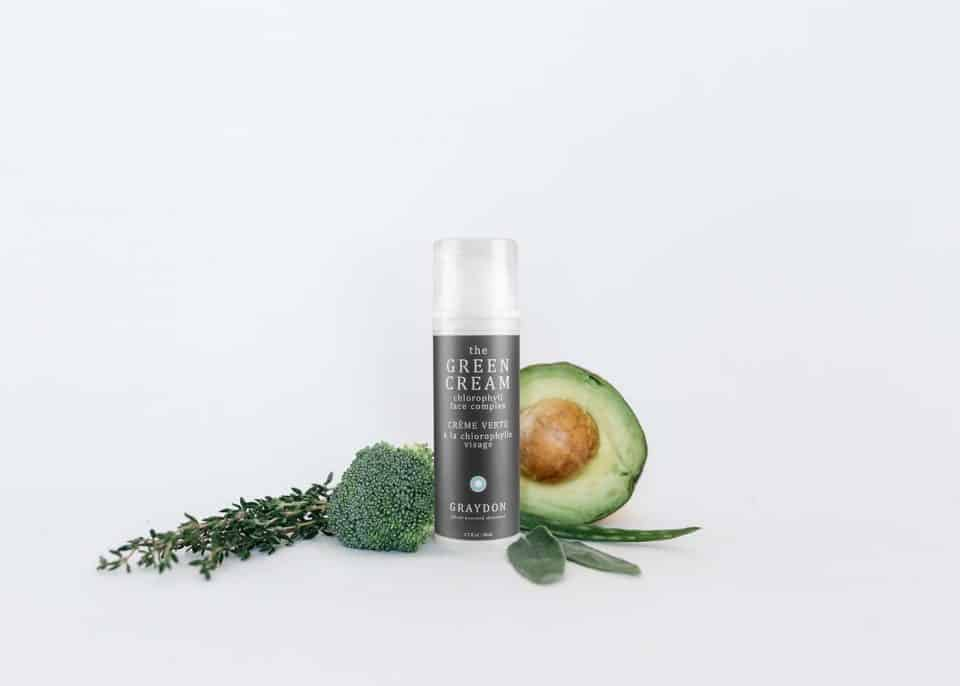 Graydon Skincare the Green Cream