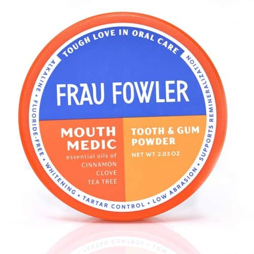 Mouth Medic Tooth Powder