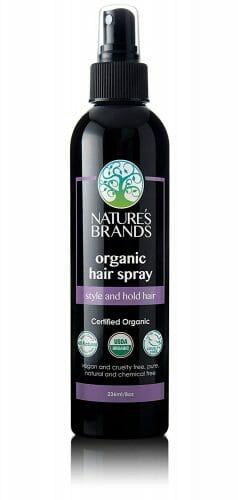 Herbal Choice Mari Organic Hair Spray