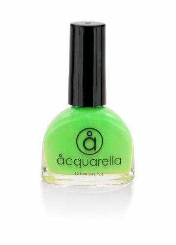 Acquarella Non-Toxic Nail Polish