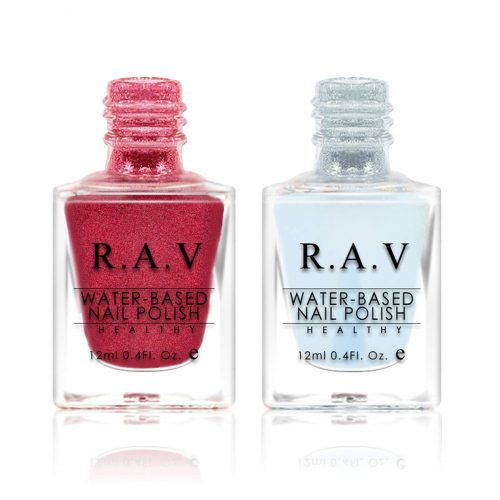 Airdom R.A.V Holographic Non Toxic Nail Polish