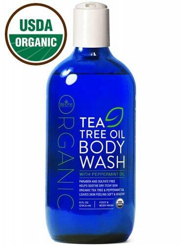 Be-One Organics Tea Tree Body Wash