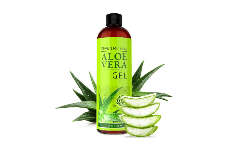 Seven Minerals Organic Aloe Vera Gel Review