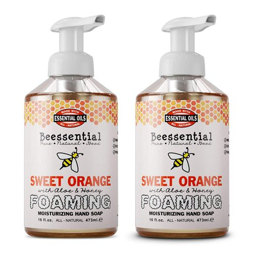 Beessential All-Natural Foaming Hand Soap