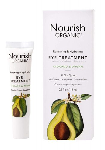 Nourish Organic Renewing + Cooling Eye Treatment