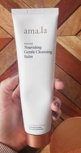 Amala Nourishing Gentle Cleansing Balm