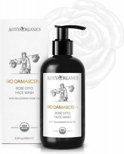 """Alteya USDA Organic Face Wash """"BioDamascena"""""""