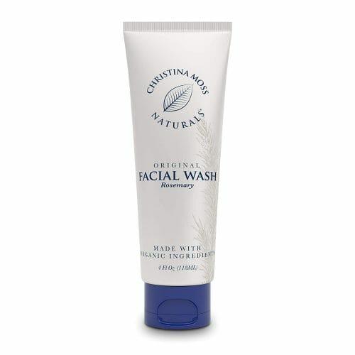 Christina Moss Natural's Original Face Wash with Rosemary