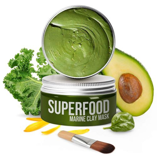 Dead Sea Mud Mask with Avocado & Superfoods