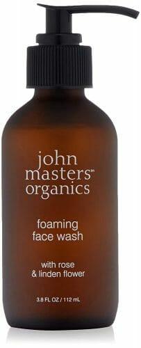 Foaming Face Wash with Rose & Linden Flower