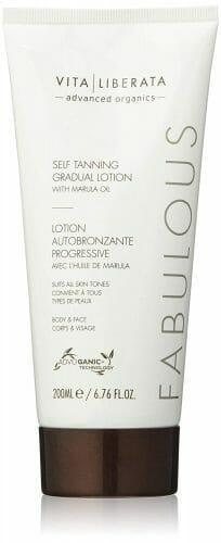 VITA LIBERATA Advanced Organics Fabulous Self-Tanning Lotion
