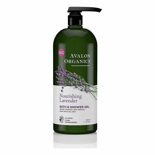 Avalon Organics Nourishing Lavender Body Wash