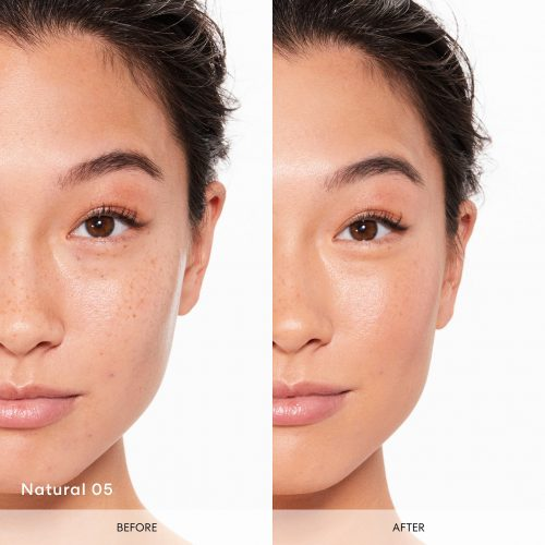 BareMinerals Complexion Rescue Before and After