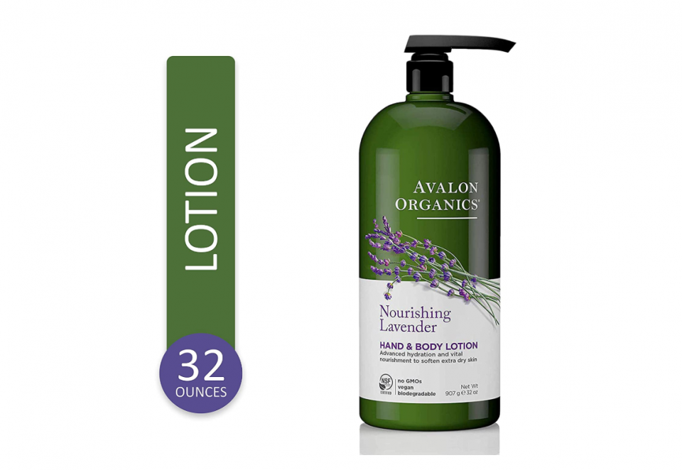 Avalon Organics Nourishing Lavender Hand & Body Lotion Review