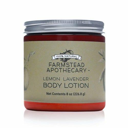 Farmstead Apothecary Lemon Lavender Body Lotion