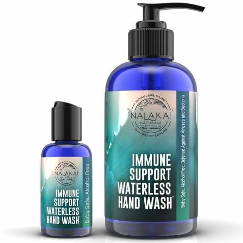 Nalakai Naturals Alcohol-Free Hand Sanitizer Gel