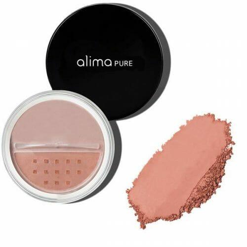 Alima Pure's Loose Mineral Blush