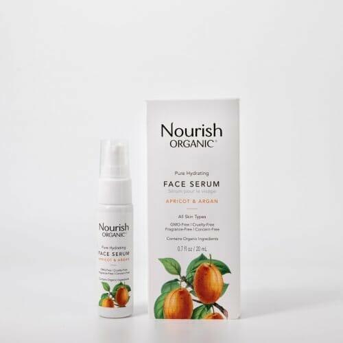 Nourish Organics Pure Hydrating Face Serum