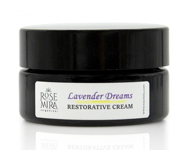 Rose Mira Lavender Dreams - Ayurvedic Restorative Moisturizing Cream