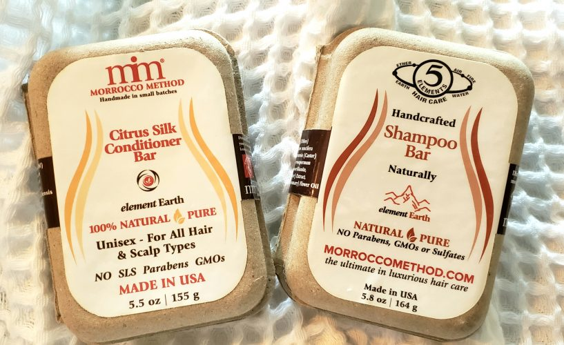 Morrocco Method Conditioner and Shampoo Bar