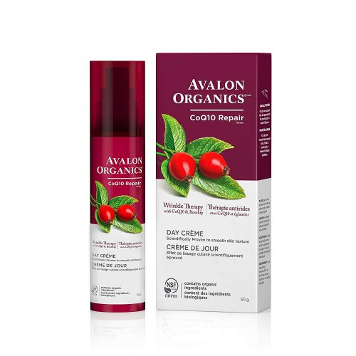Avalon Organics Wrinkle Therapy Day Crème
