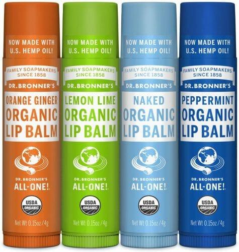Dr. Bronner's - Organic Lip Balm