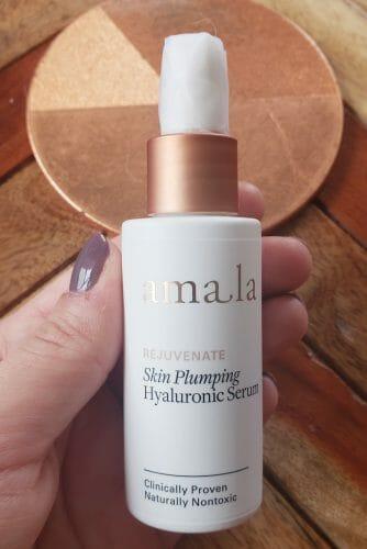 Amala Skin Plumping Hyaluronic Serum 3