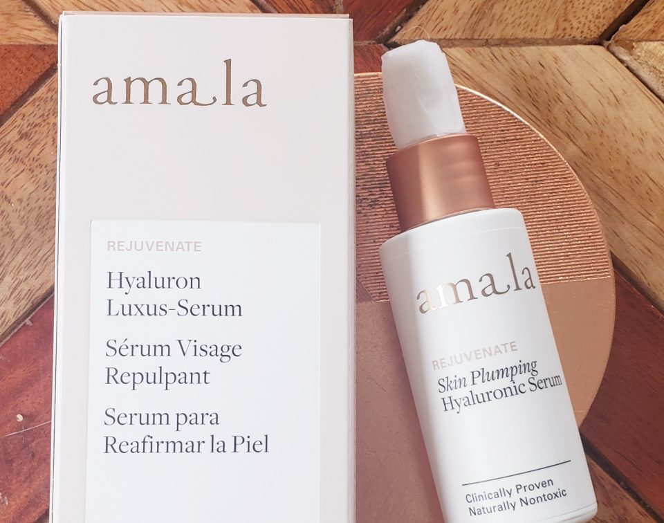 Amala Skin Plumping Hyaluronic Serum Review