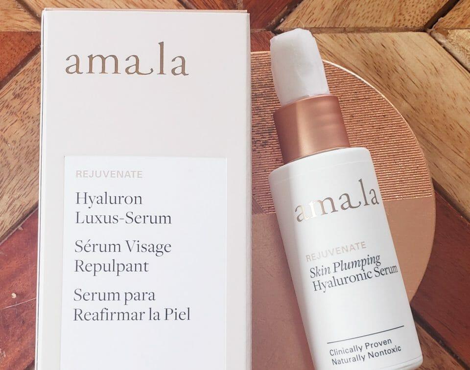 Amala Skin Plumping Hyaluronic Serum