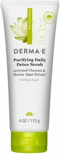 DERMA-E Purifying Daily Facial Detox Scrub